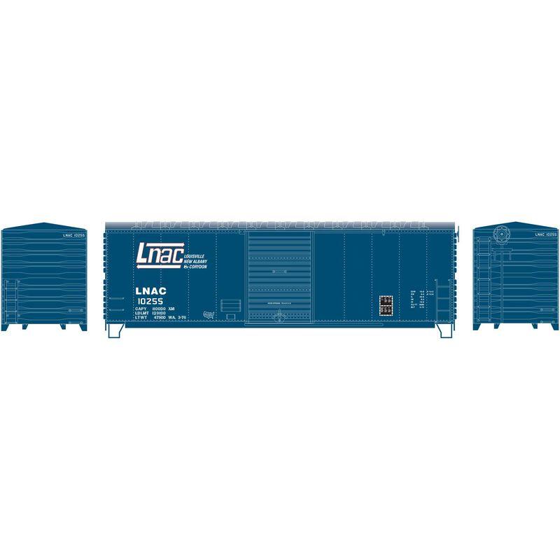 HO RTR 40' Modernized Box LNA&C #10255