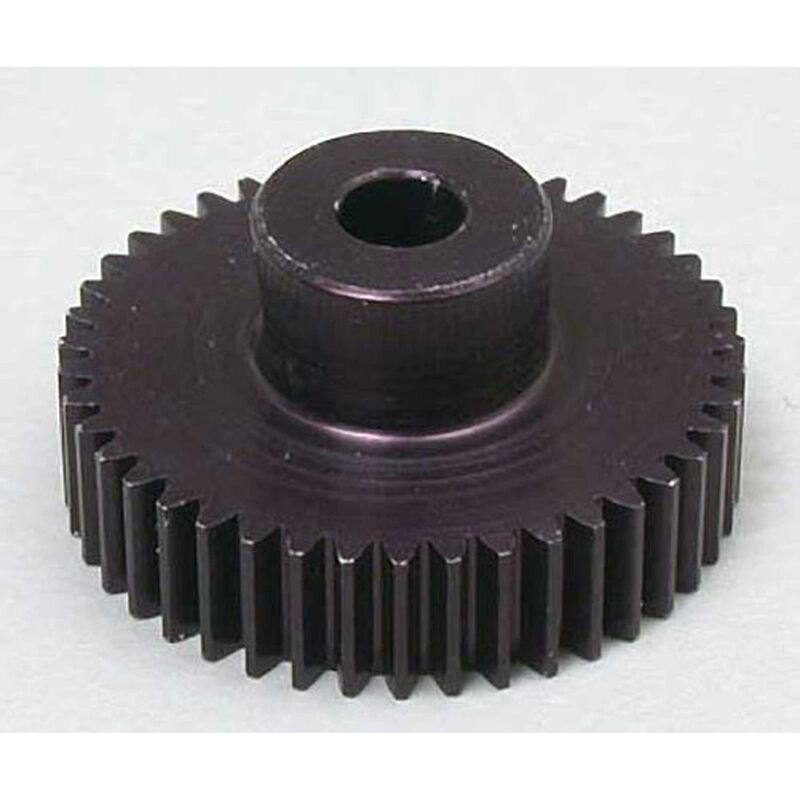 64P Hard Coated Aluminum Pro Pinion Gear, 43T
