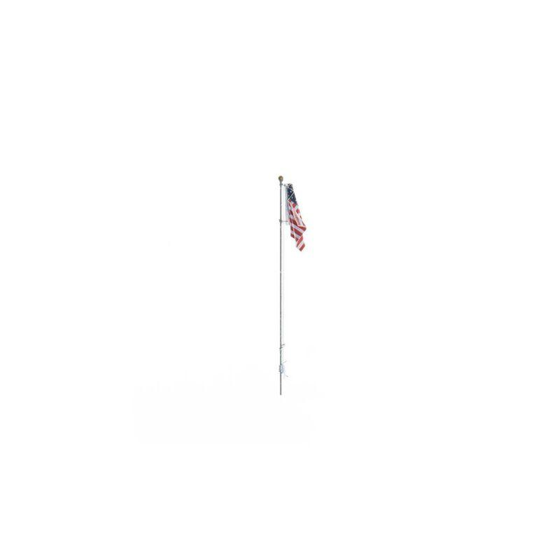Small US Flag Pole