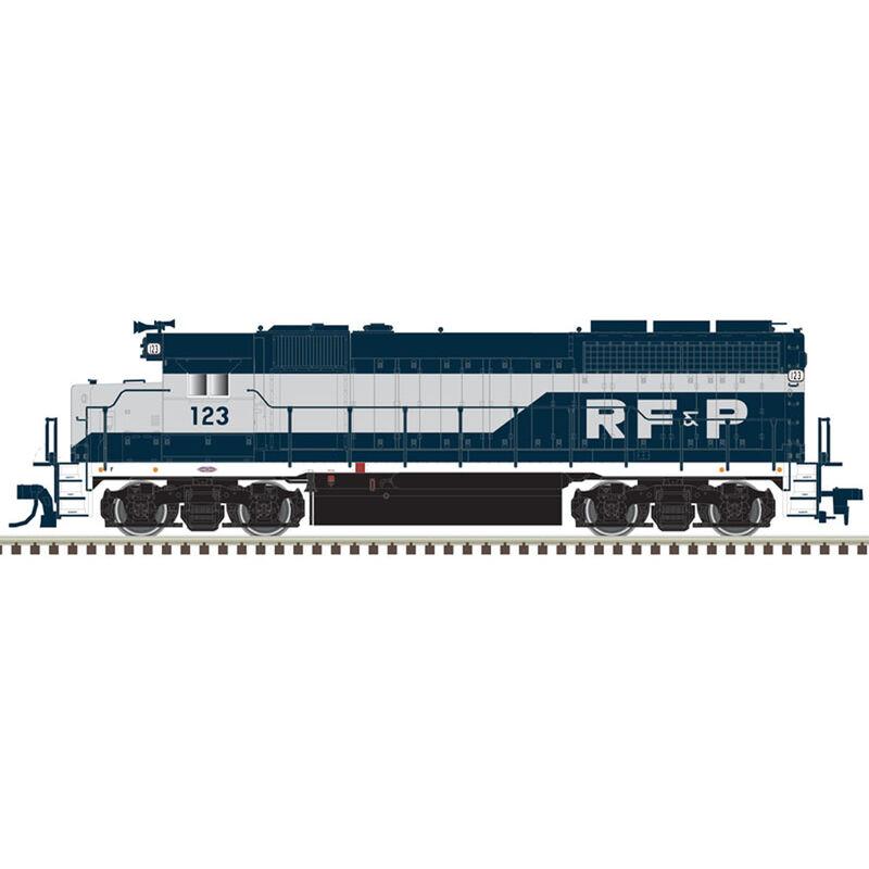 N GP40 RF&P #123