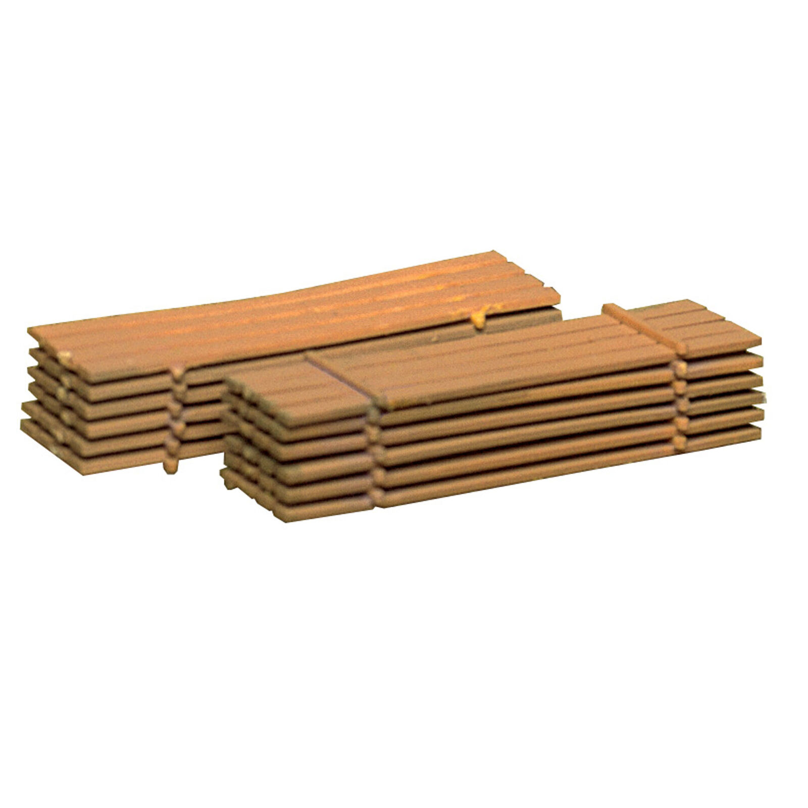 HO Stacked Mill Lumber