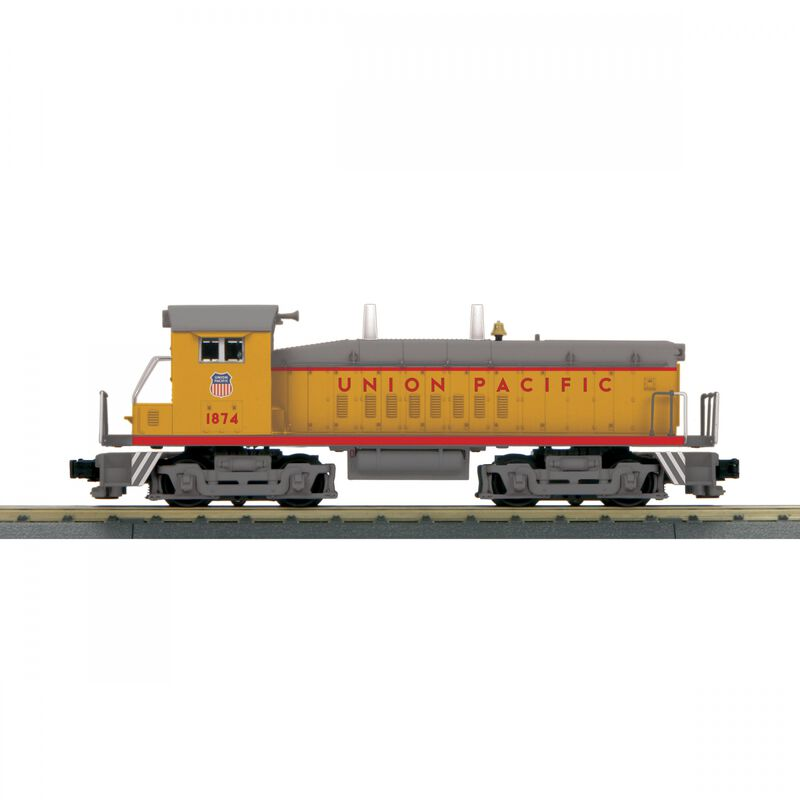 O-27 SW-9 Switcher with PS3 UP #1874