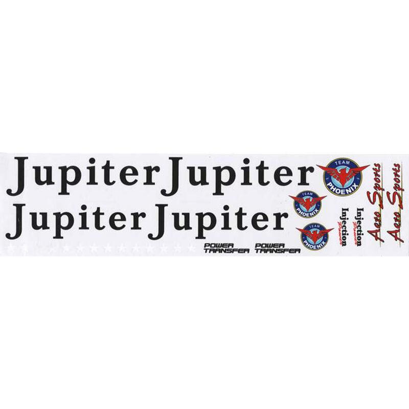 Decals Jupiter .46-.52 ARF