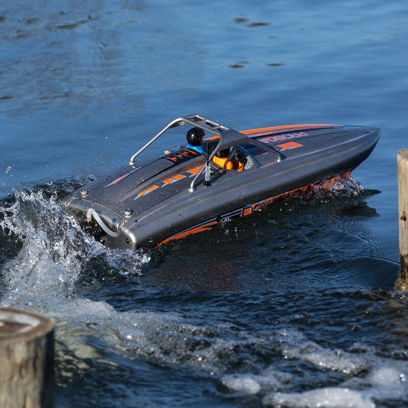 "River Jet Boat 23"" Brushless Deep-V RTR"