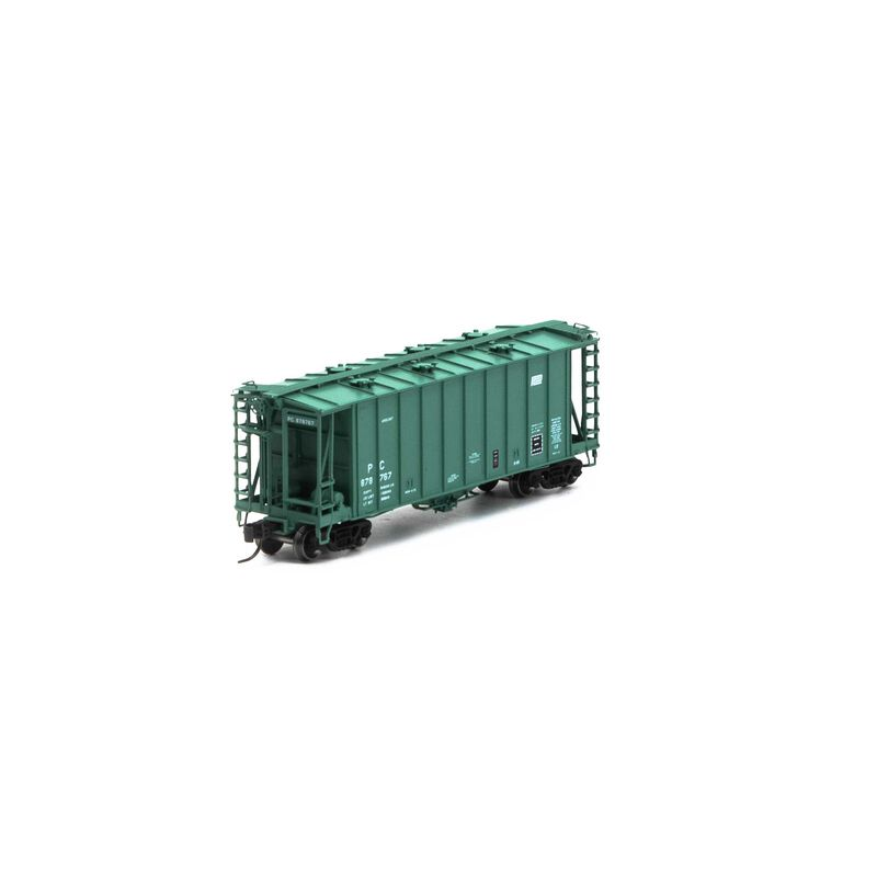 N GATC 2600 Airslide Hopper PC #878767