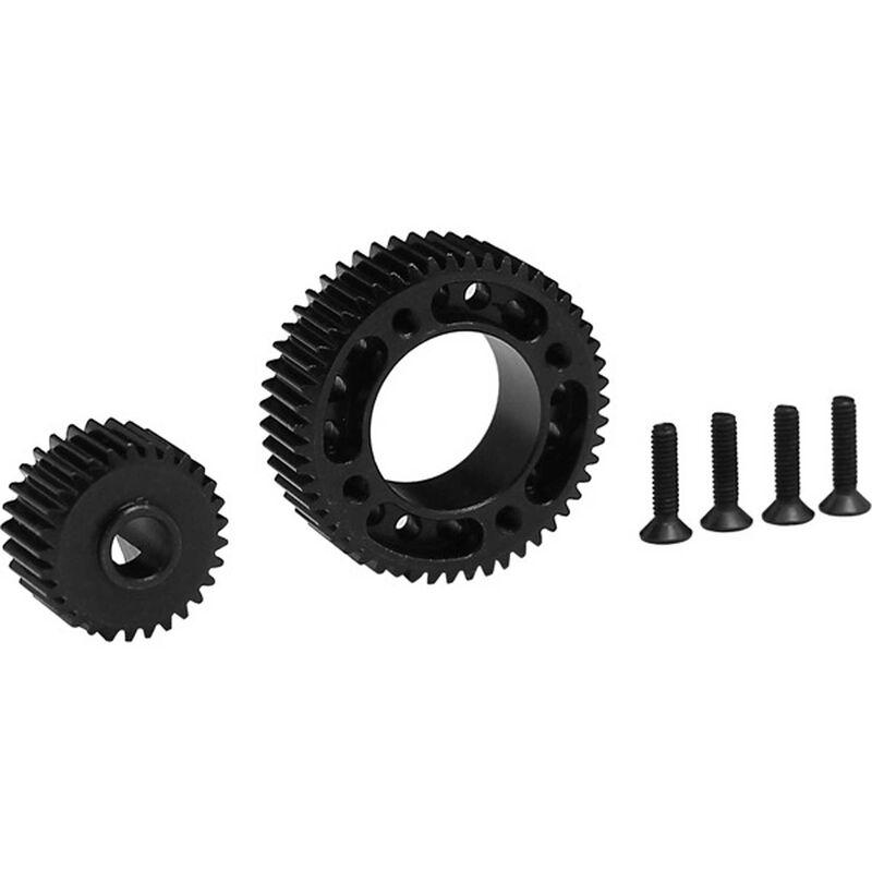 Stealth X Drive OD3 Gear Set, Machined