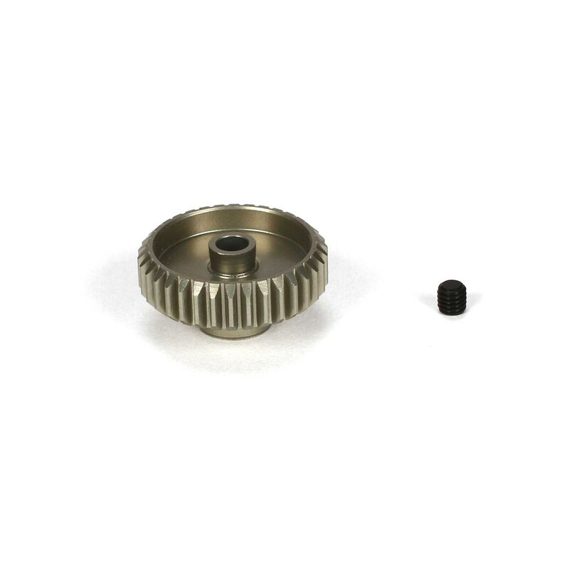 48P Aluminum Pinion Gear, 34T