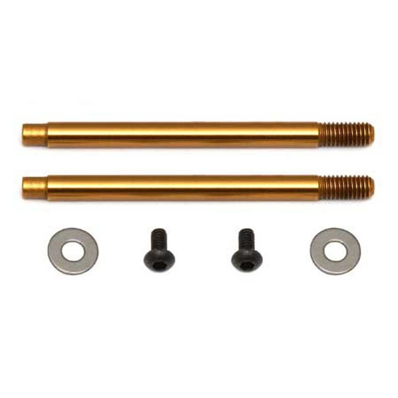3x21mm Shock Shafts (V2) TiN