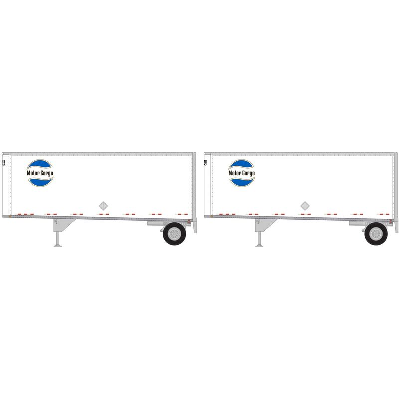 N 28' Trailers with Dolly Motor Cargo (2)