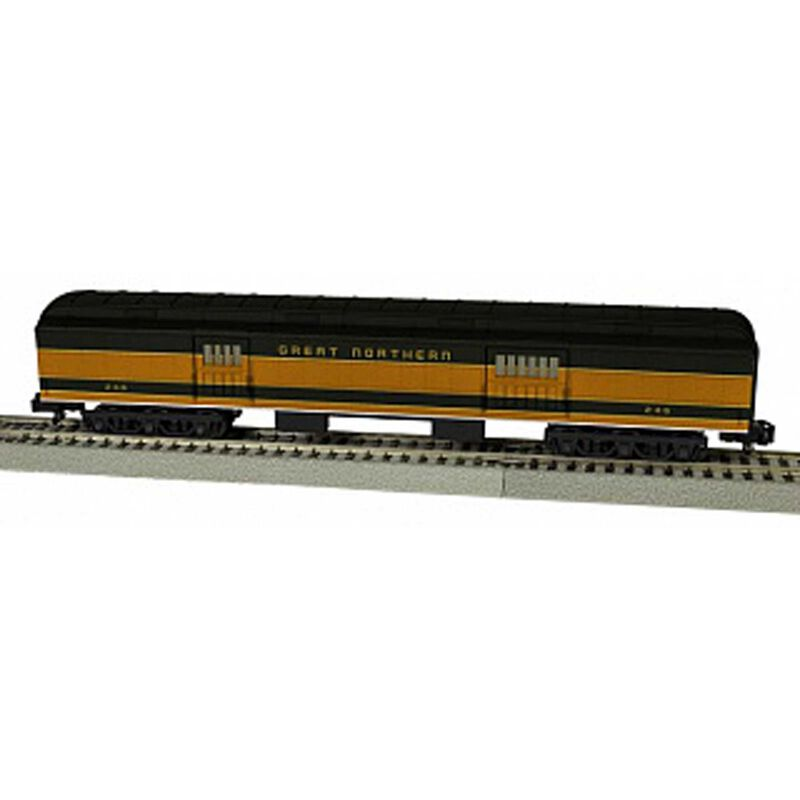 S GN Heavyweights Baggage Car #246