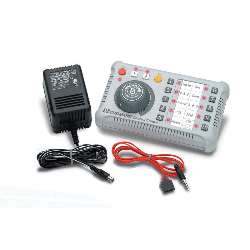EZ Command DCC Control System