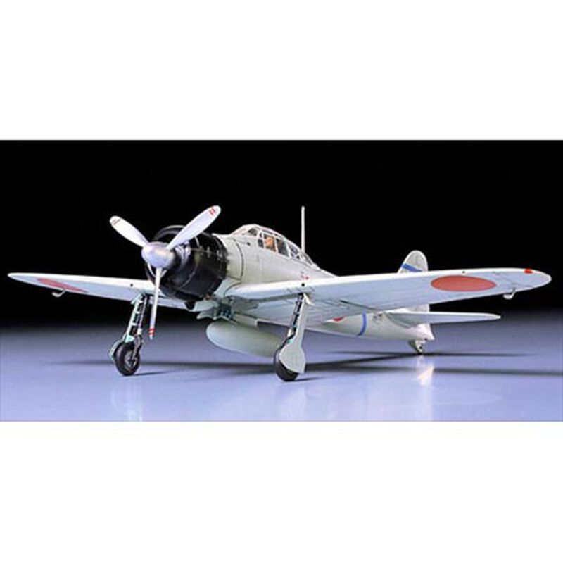 1/48 A6M2 Zero Fighter Type 21