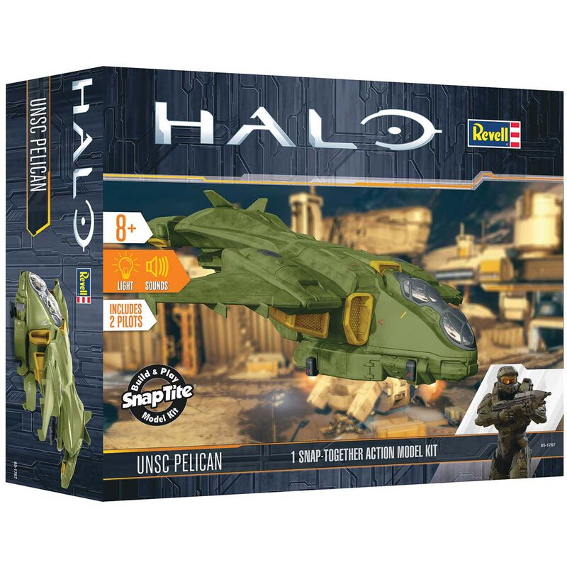 1 100 Halo UNSC Pelican