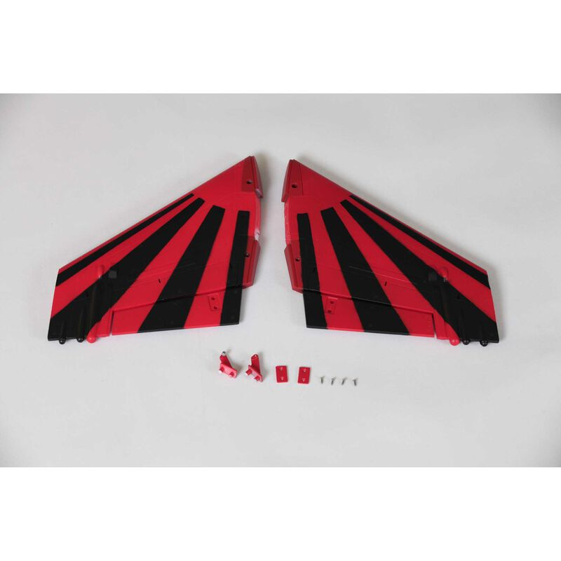 Vertical Stabilizer Set: F-18 80mm EDF