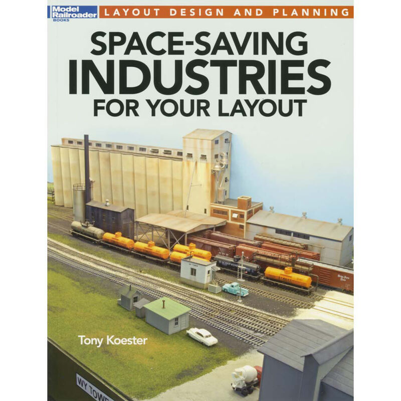 Space-Savcing Industries for your layout