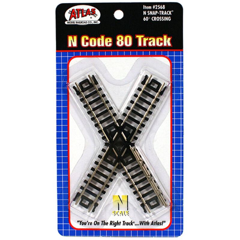 N Code 80 60 Degree Crossing