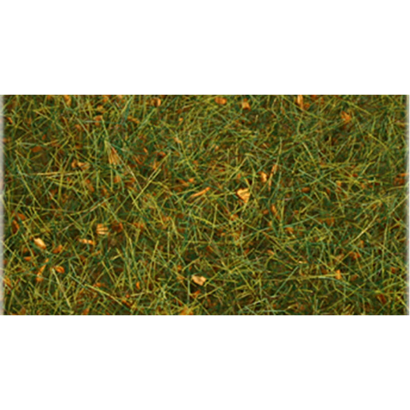 "6mm 11"" x 5.5"" Static Grass Alpine Green"
