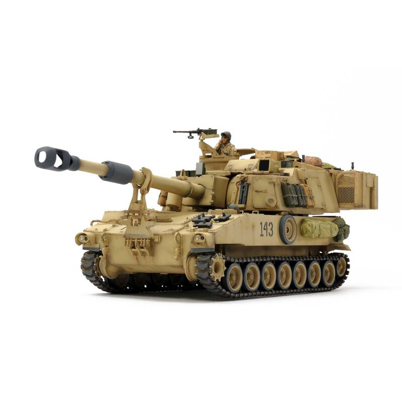 1/35 Self-Propelled Howitzer M109A6 Paladin Iraq