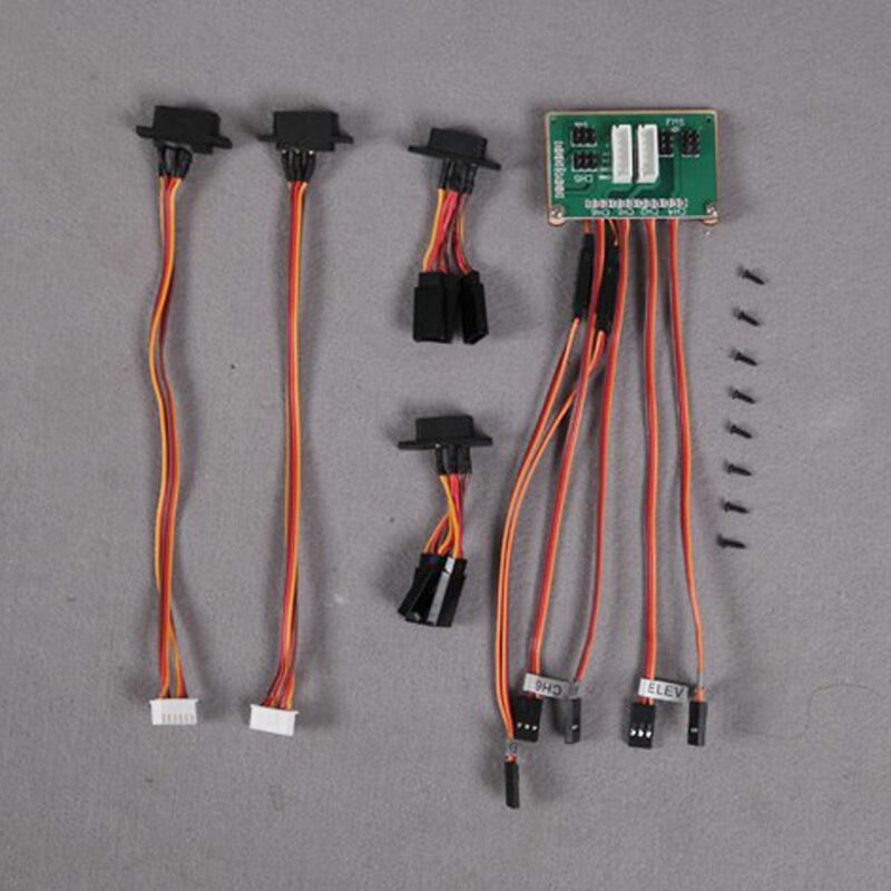 Multi-connector System: Super Scorpion 90mm