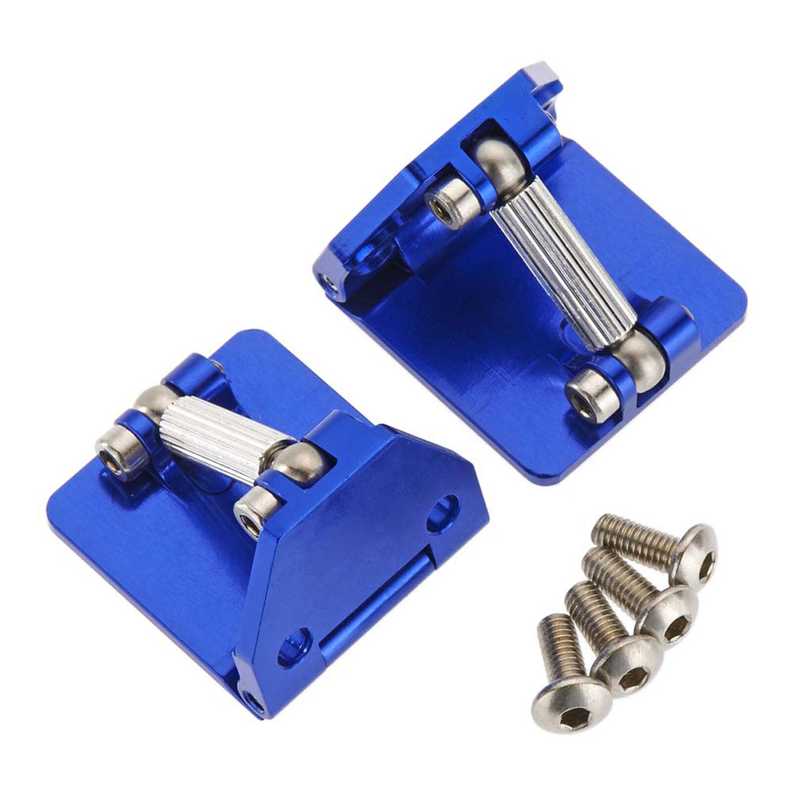 Aluminum Adjustable Trim Tabs (2): Traxxas M41