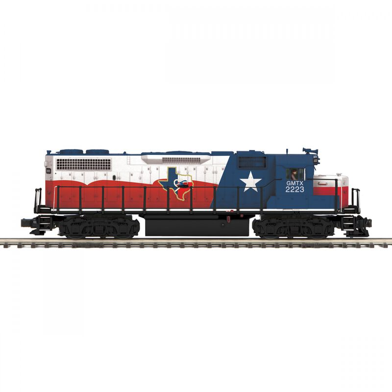 O GP38-2 with PS3 CTXR #2223