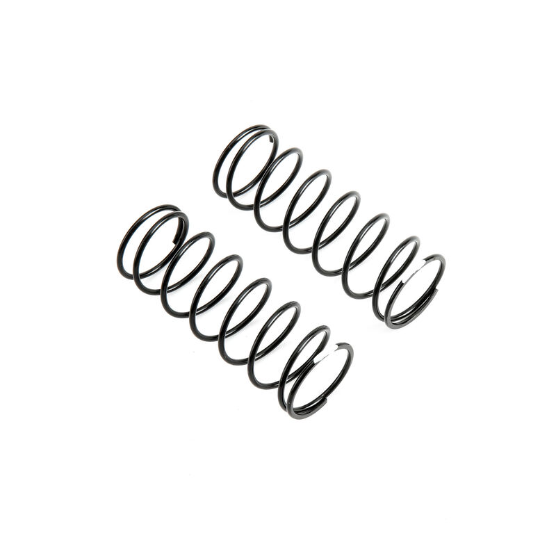 Front Shock Spring, 10.1 lb Rate, White: 5IVE B