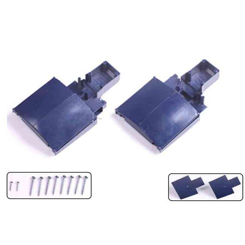 Main Gear Door: F4U-4 1400mm, Blue