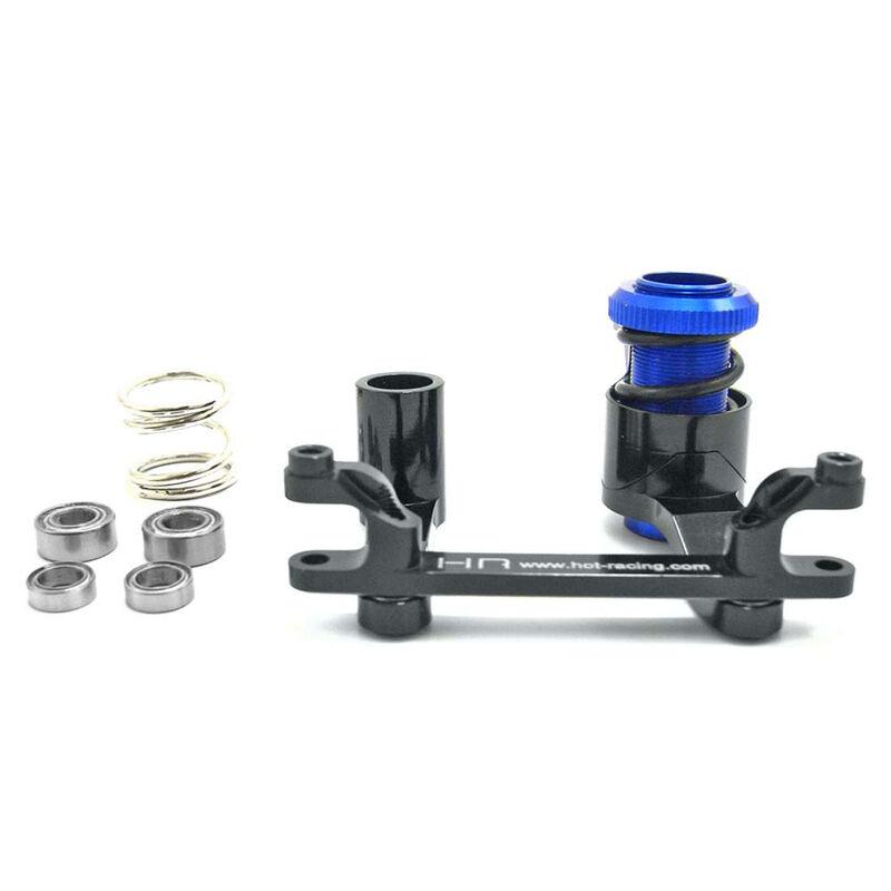 Aluminum Bearing Saver Steering Kit: T-Maxx, E-Maxx