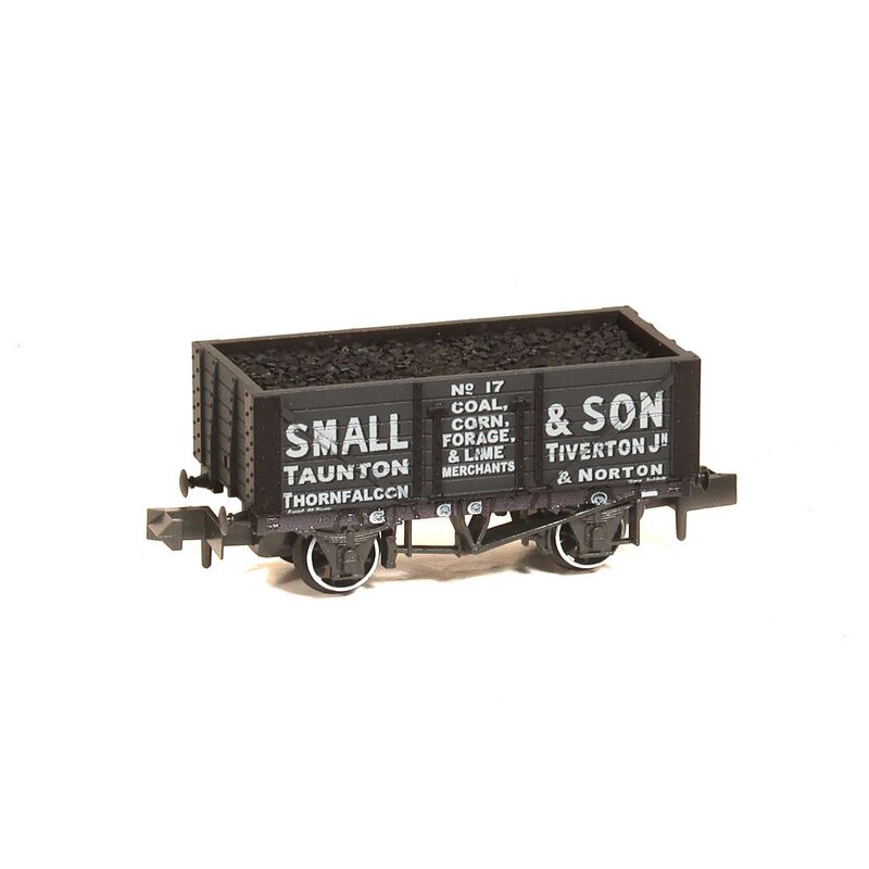7-Plank Wagon NR-P429, Small & Son