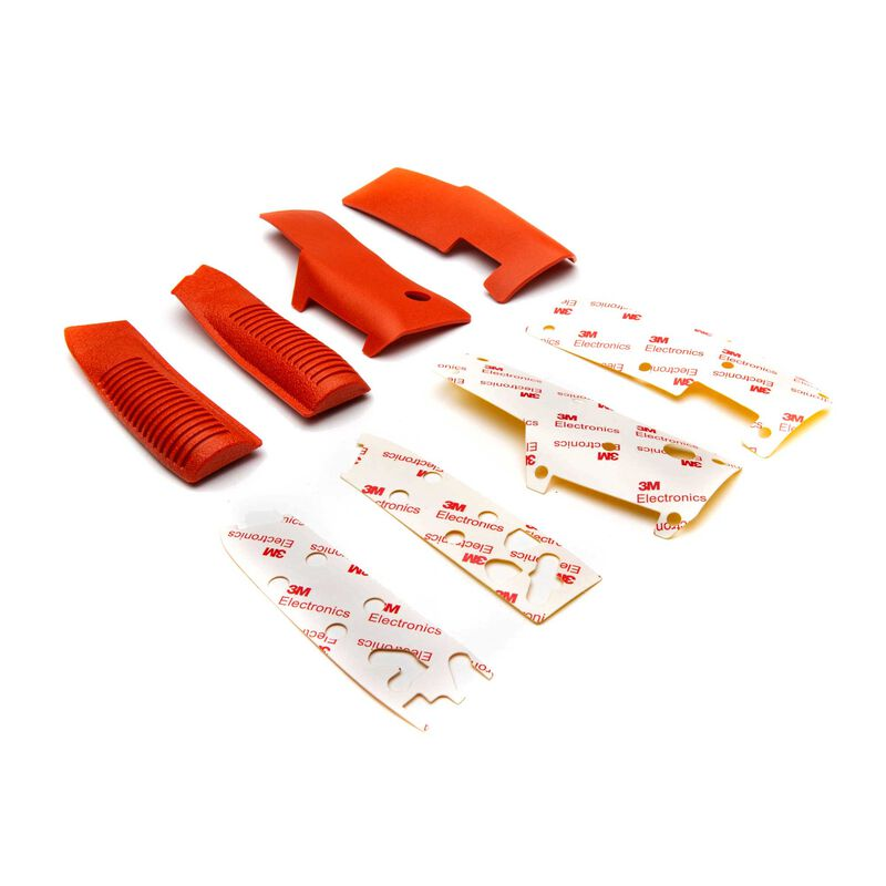 Orange Grip Set with Tape: DX9