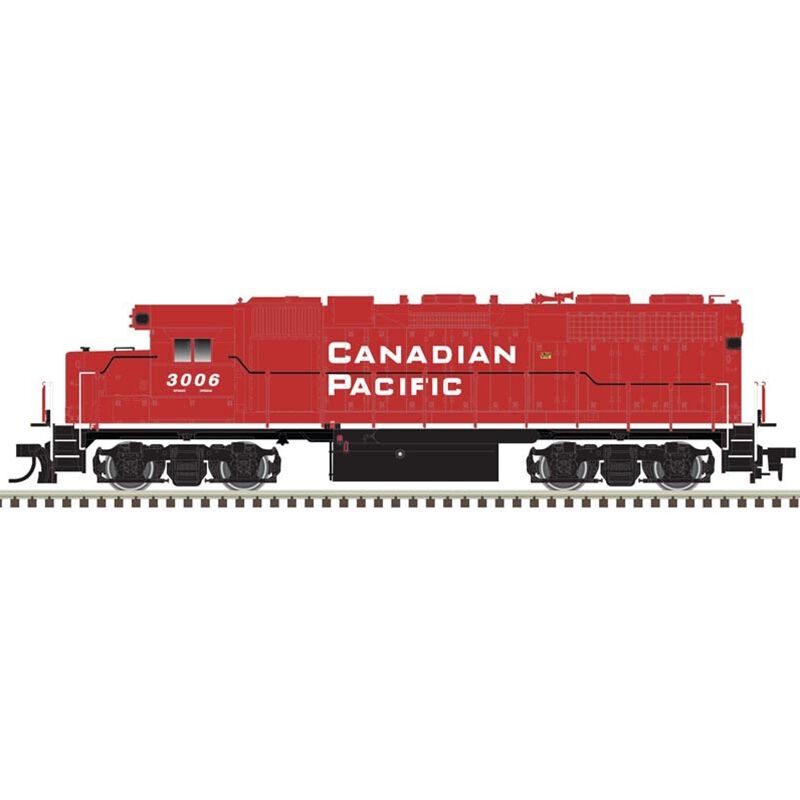 N GP38 w DCC & Sound CPR #3006