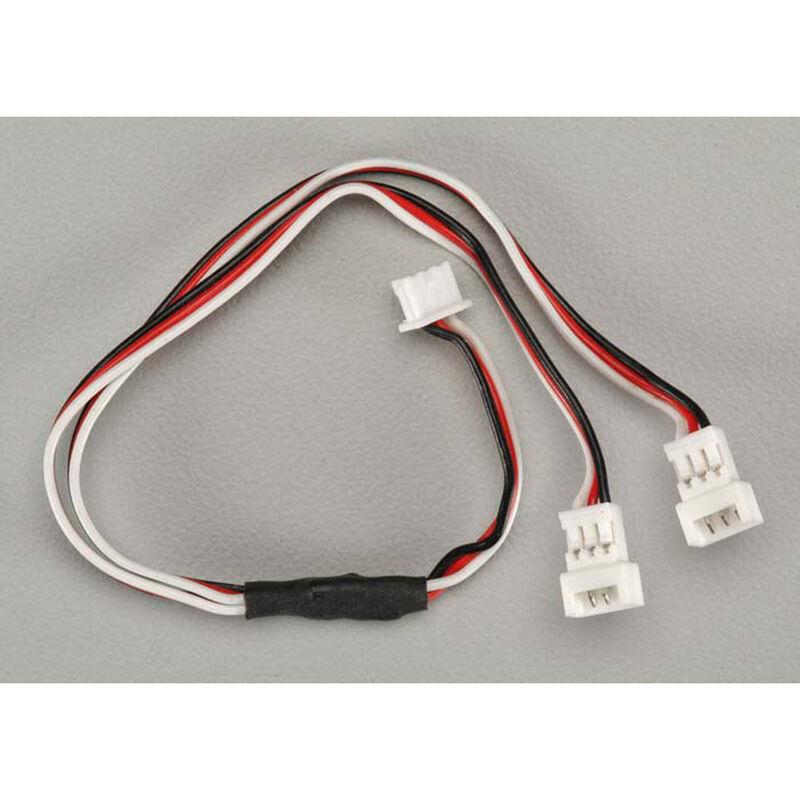 "Micro Y-Harness Connector 75mm 3"""