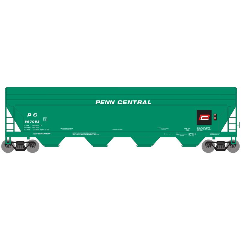 HO ACF 5250 Centerflow Hopper PC #897053