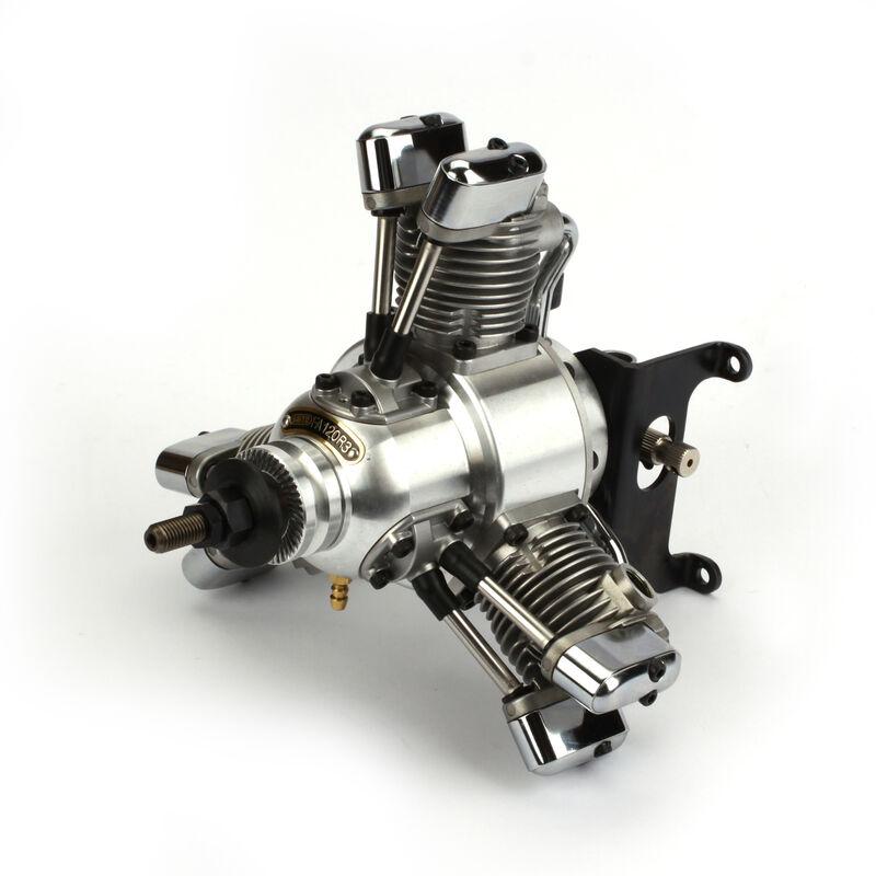 FA-120R3 Four Stroke Engine, BH