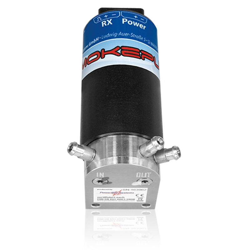 Smokepump JET, 2x output, with accessories