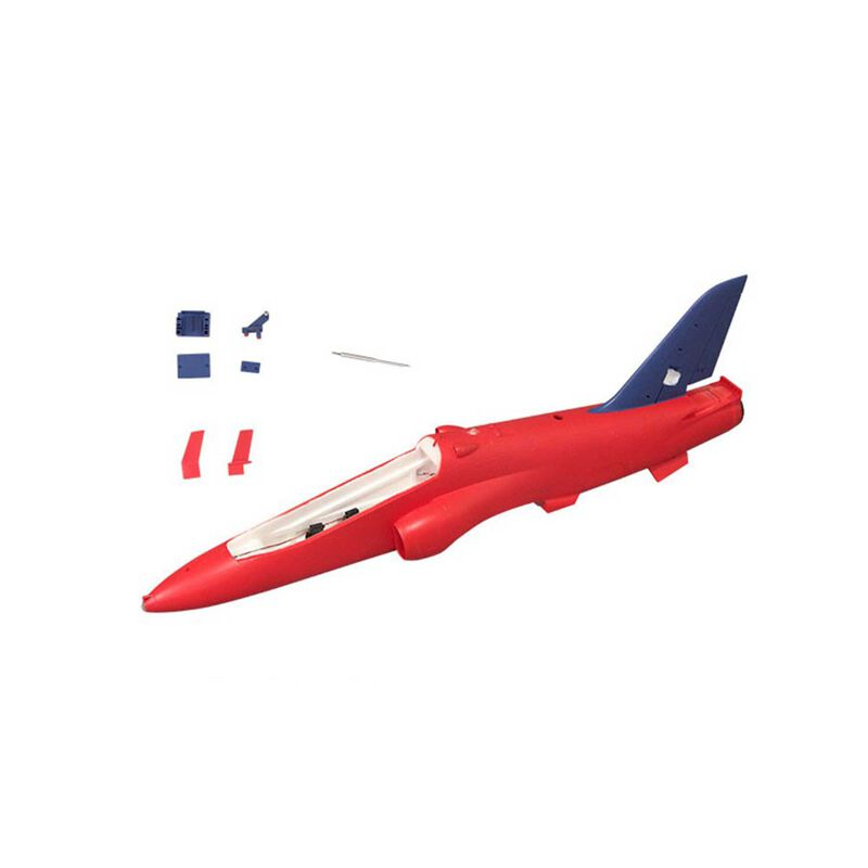 Fuselage: Red Arrow 80mm