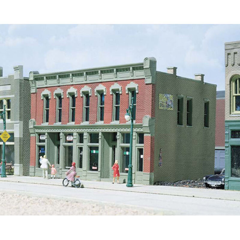 HO KIT DPM Front Street Building