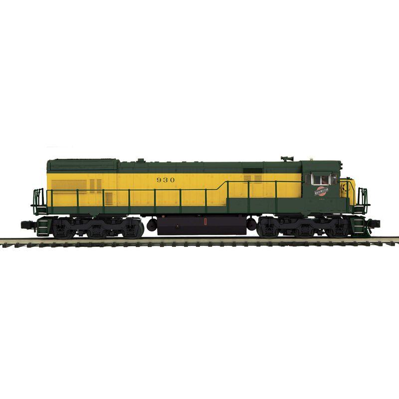 O Hi-Rail U30C w PS3 C&NW #930