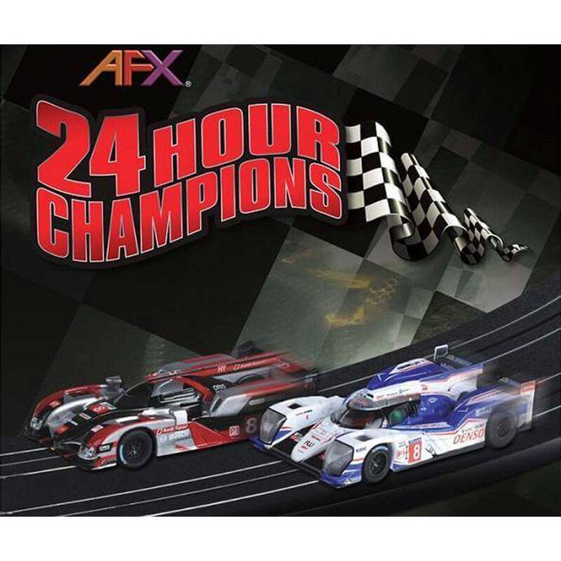 24 Hour Champions Set