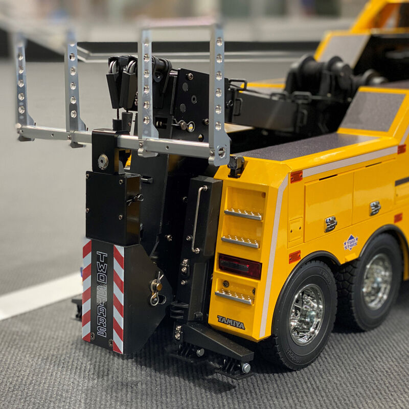 1/14 Volvo FH16 Globetrotter 750 8x4 Tow Truck Kit