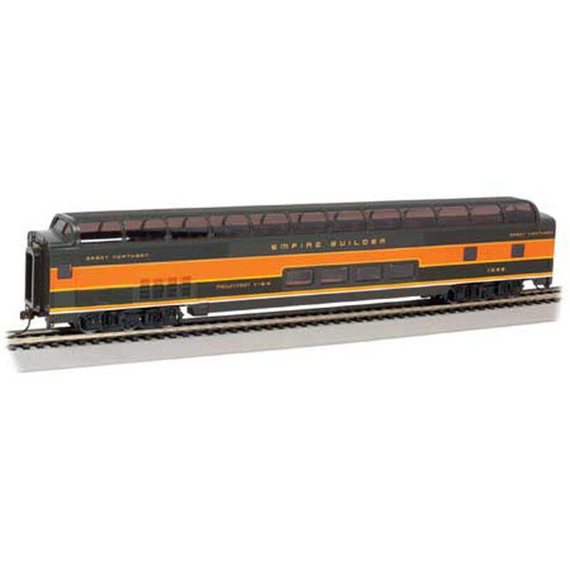 HO Budd 85' RTR Silver Series(R) Great Northern 1392 MV