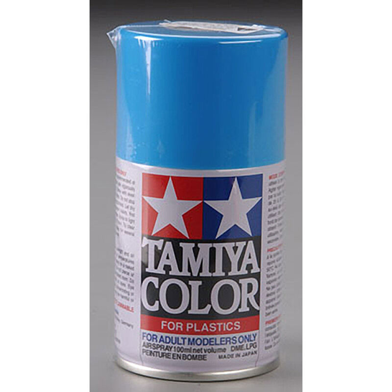 Spray Lacquer TS-23 Light Blue