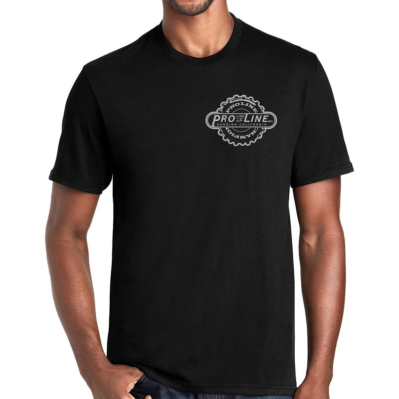 Pro-Line Manufactured Black T-Shirt - XX-Large
