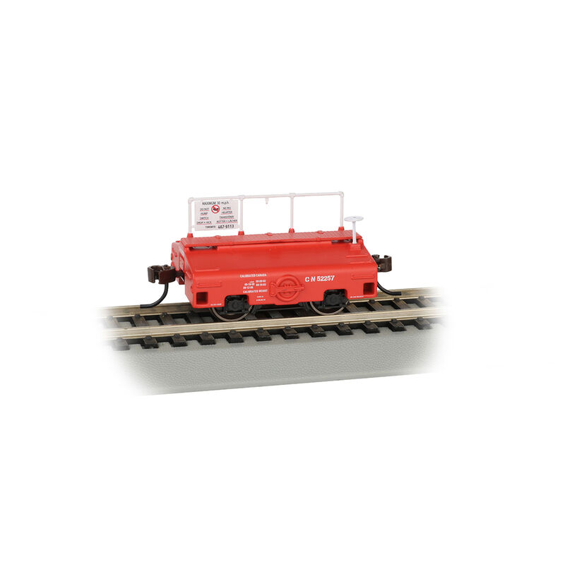 HO Test Weight Car CN Red