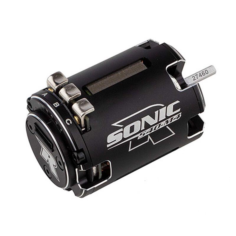 Reedy Sonic 540-M4 1-2S Sensored Brushless Motor, 6.5T: 1/12