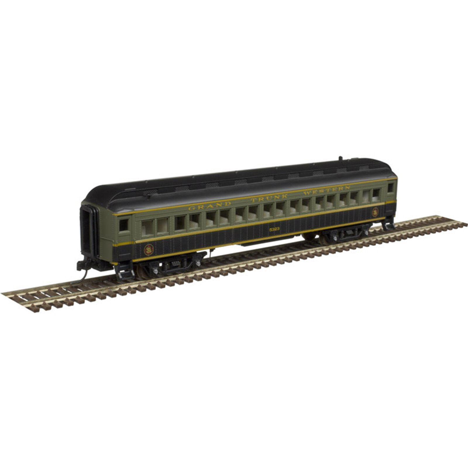N Trainman 60' Coach GTW #5333