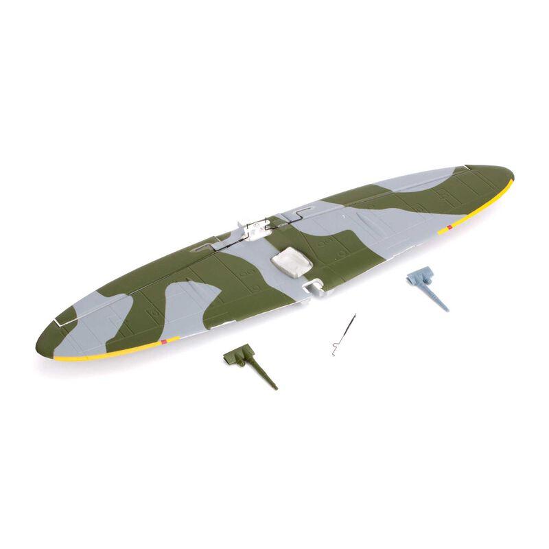 Main Wing: Ultra-Micro Spitfire Mk IX