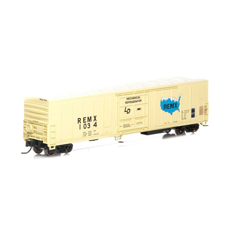 N 57' PCF Mechanical Reefer REMX #1034