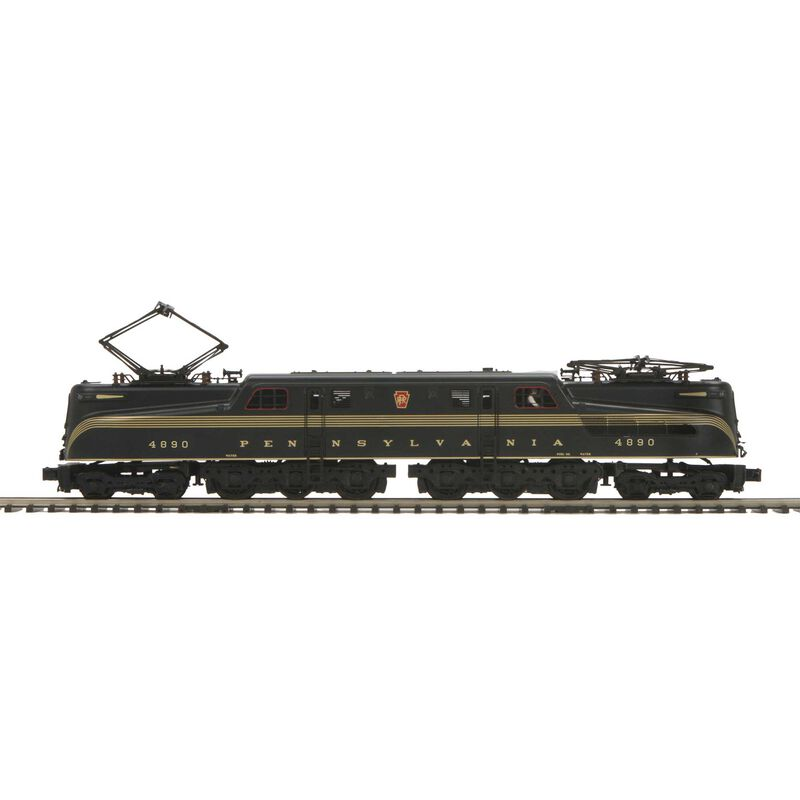 GG-1 Electric Engine with Proto-Sound 3.0 PRR #4890