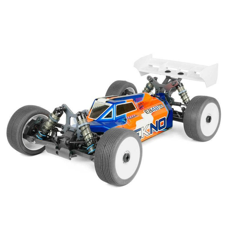 1/8 EB48 2.0 4WD Competition Electric Buggy Kit